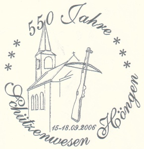 550 Jahrfeier