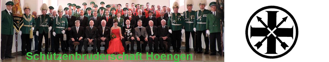 St. Johannes Baptist Schützenbruderschaft Höngen