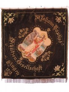 Sankt Johannes Baptist Fahne (Copy)