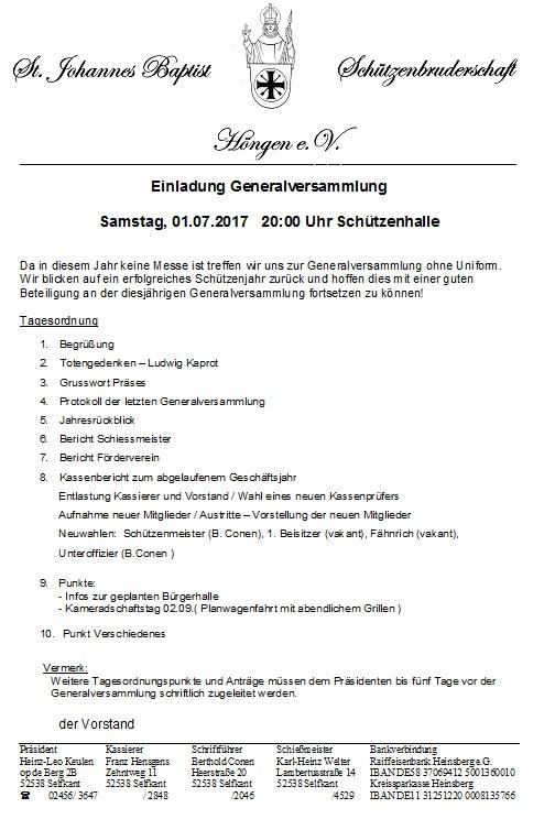 Niedlich Bank Kassierer Fortsetzen Beispiele Ideen ...